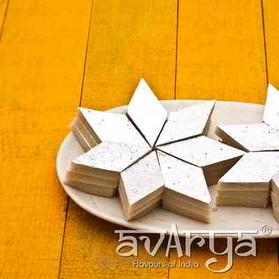 Kaju Katli - Buy Kaju Katli Indian Sweet Online in INDIA